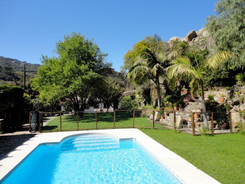 El estanque y el almendro casa rural en jimena de la frontera c diz clubrural - Casa rural jimena ...