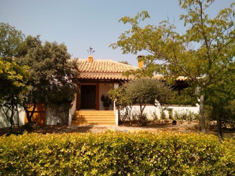 Casa rural la sierra casa rural en hornachuelos c rdoba clubrural - Casa rural linares de la sierra ...