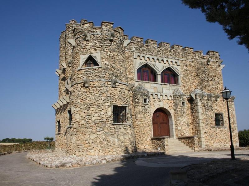 casa rural el castillo de barambio casa rural en buenache