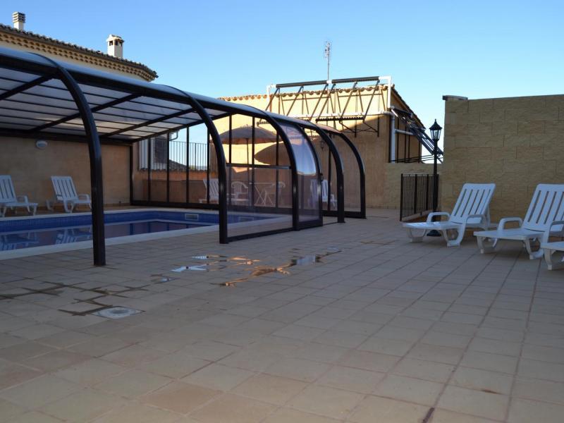 La casa de las parrillas casa rural en ribagorda cuenca for Casas rurales con piscina en castilla la mancha