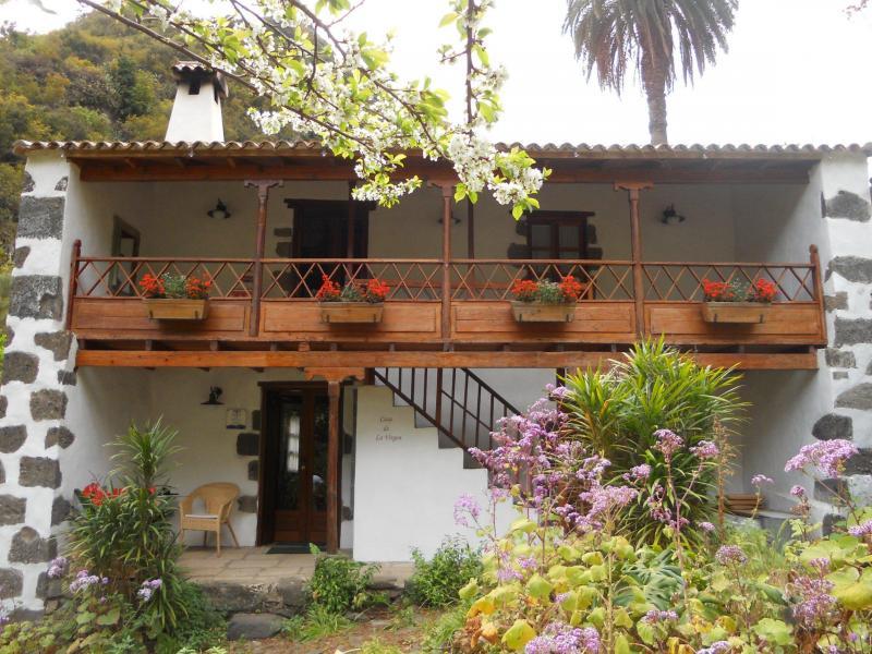 Finca casa de la virgen casa rural en valleseco gran for Casas en la finca