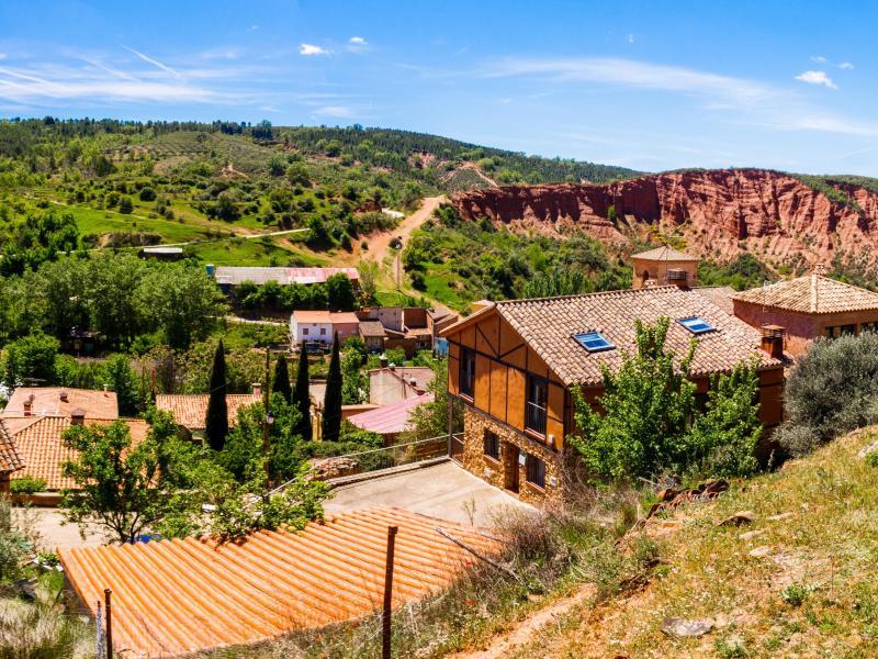 La vereda de puebla casa rural en puebla de valles - Casas de pueblo en guadalajara ...
