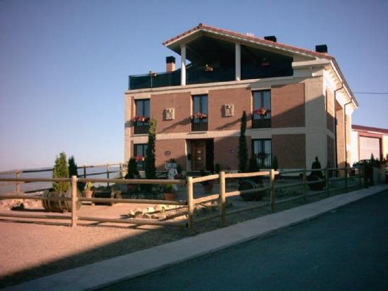 El mirador de la chana hotel rural en san asensio la for Hotel rural la rioja