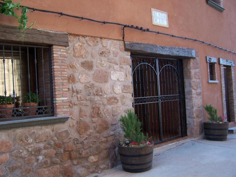 El pajar de javi casa rural en camprovin la rioja clubrural - Casa rural el pajar ...