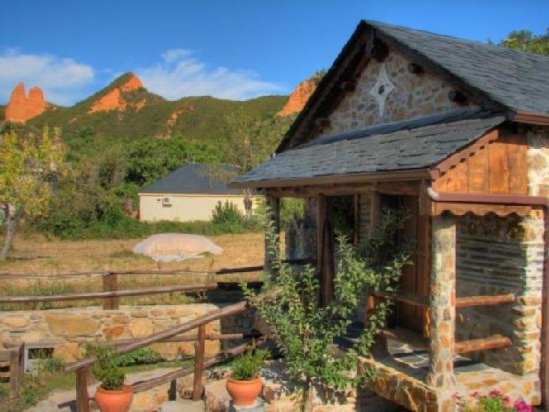 Complejo rural agoga las medulas casa rural en san andres del rabanedo le n clubrural - Casa rural las medulas ...