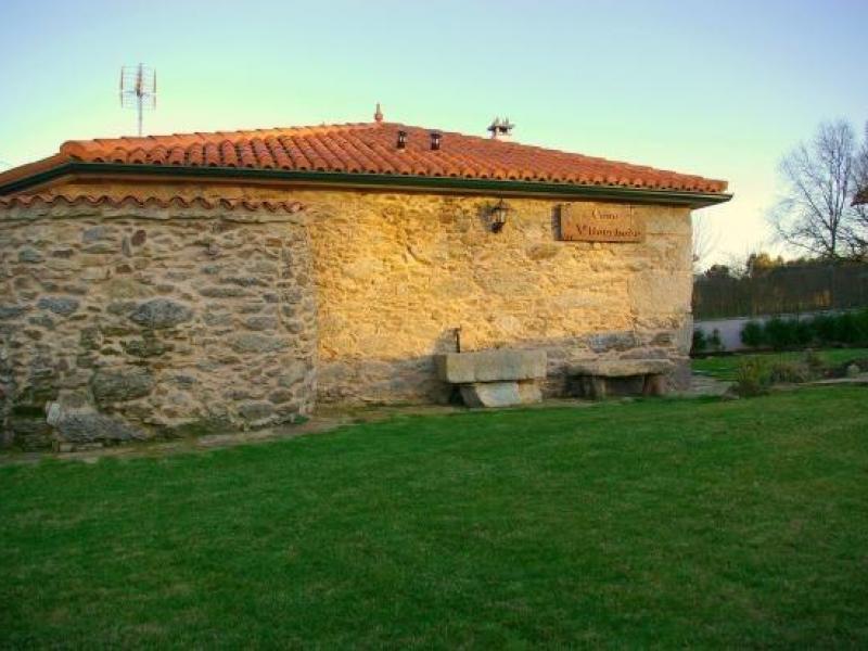 Casa vilouchada casa rural en palas de rei lugo clubrural - Casa rural palas de rei ...