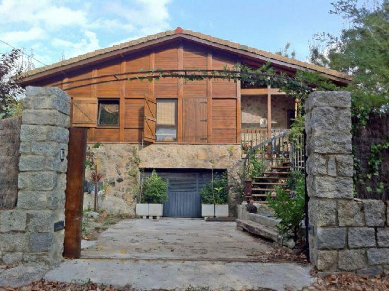 la casita verde casa rural en zarzalejo madrid clubrural