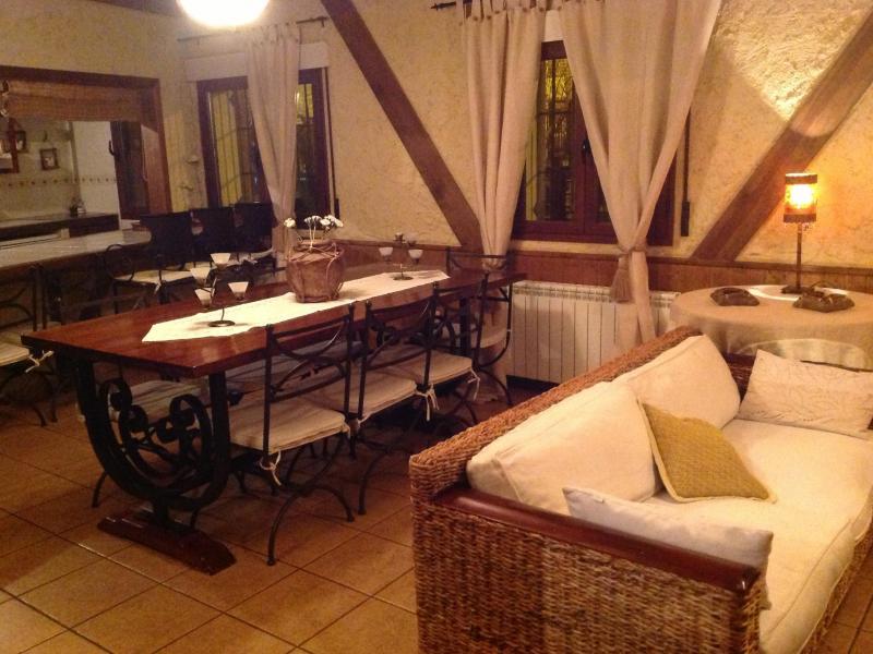 Posada el campanario hotel rural en rascafria madrid clubrural - Casas rurales navacerrada ...