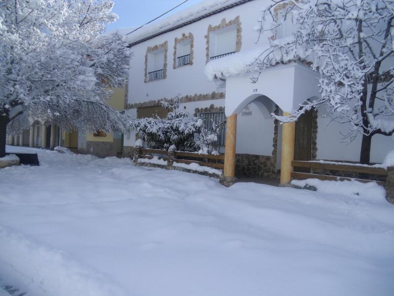 Casa el zorro casa rural en moratalla murcia clubrural for Casa jardin murcia