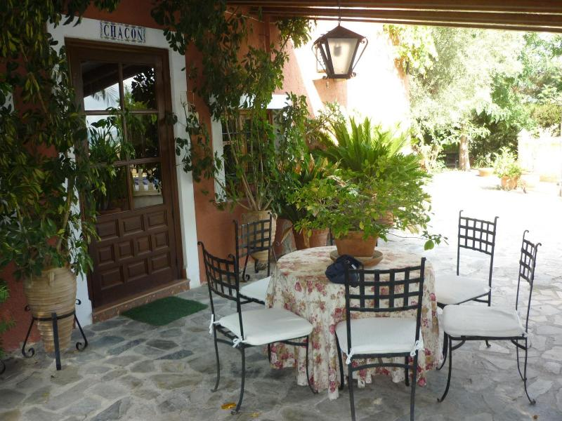 Casa chac n casa rural en moratalla murcia clubrural for Casa jardin murcia