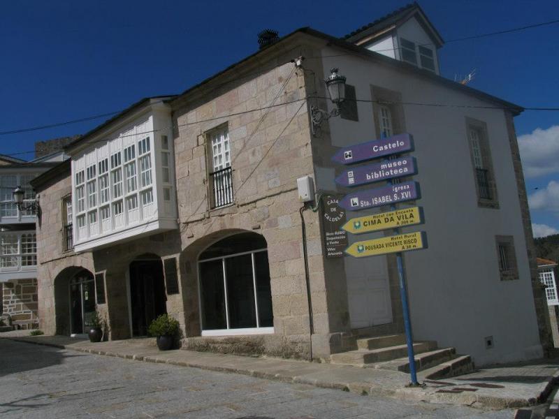 Hotel casa de caldelas hotel rural en castro caldelas ourense clubrural - Hotel casa de caldelas ...
