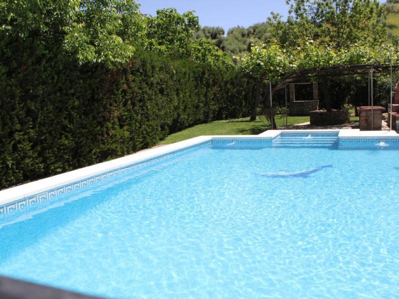 Casa pascualillo casa rural en la puebla de los infantes sevilla clubrural - Casas con piscina en sevilla ...