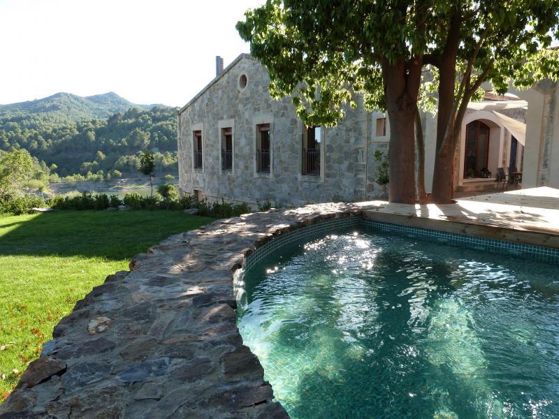 Casa vella del panta casa rural en riudecanyes tarragona for Casa rural tarragona