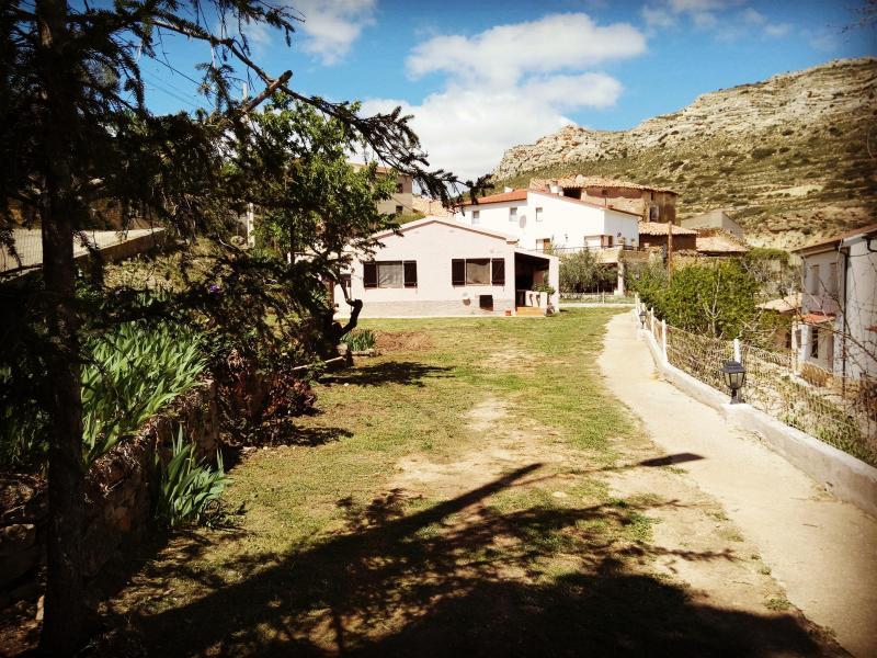 Casa rural el tremedal casa rural en seno teruel clubrural - Casas rurales teruel con piscina ...