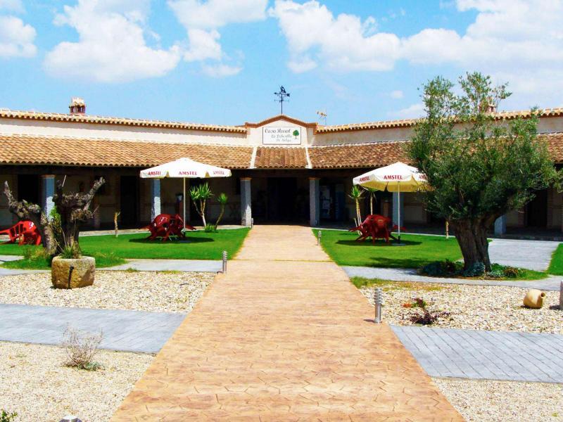 La dehesilla de melque casa rural en san martin de montalban toledo clubrural - Casas rurales cerca de toledo ...