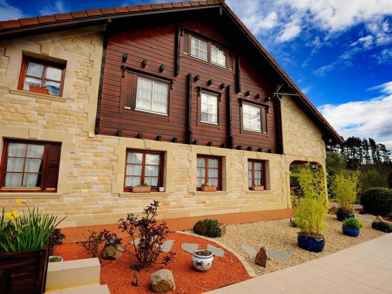 La casa de madera casa rural en arrieta vizcaya clubrural - La casa de la madera valencia ...
