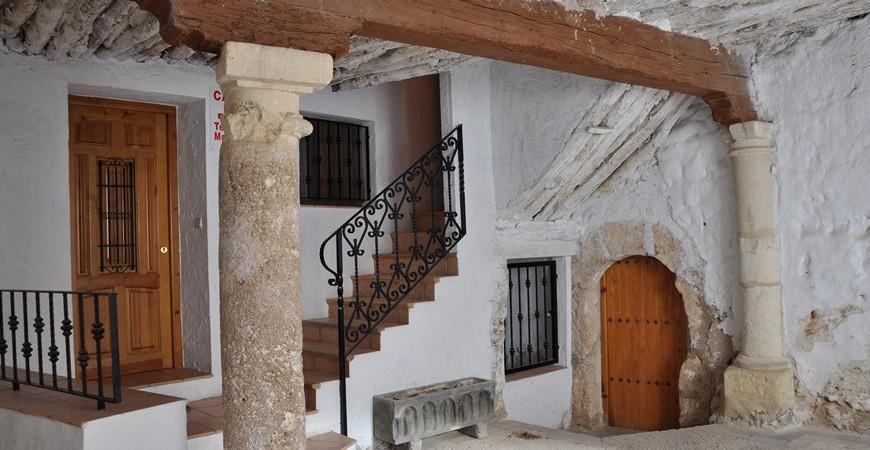 Casa rural el pajar del portalico casa rural en letur albacete clubrural - Casa rural el pajar ...