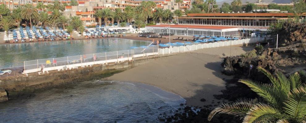 Playa de la ballena en arona tenerife clubrural for Piscina la ballena tenerife