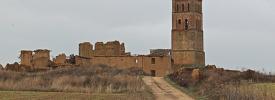 Pueblos abandonados: Villacreces (Valladolid)