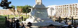 Visita los cementerios más curiosos de España
