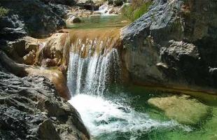Barranquismo y descenso fluvial en Vícar (Almería)