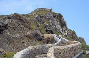Un rincón con encanto: San Juan de Gaztelugatxe