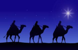 ¡Los Reyes Magos están en camino!