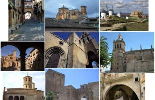 Villas medievales españolas