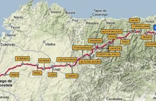 Un paseíto para Semana Santa: Camino Primitivo de Santiago