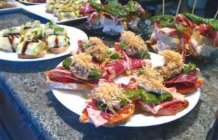 La gastronomía se da cita en San Sebastián