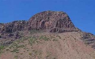 Ruta de senderismo en la Reserva Natural de Puntallana, en La Gomera