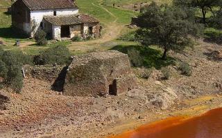 La cuenca minera del Riotinto, aspirante a Geoparque