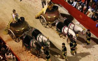 Vive una Semana Santa en Lorca