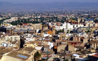 Ruta de geología en Lorca
