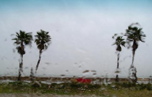 ¿Qué hacer en la playa si llueve?