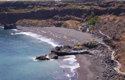 Playa del Ancón, en Tenerife. Un rincón por descubrir