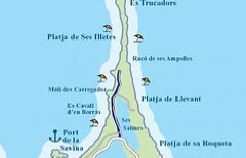 Día de las Islas Baleares: Rutas en Formentera