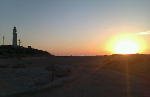 Ruta de faros por la costa de Cádiz