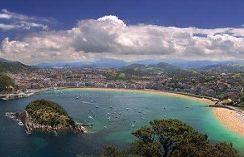 San Sebastián, una ciudad con encanto para recorrer a pie