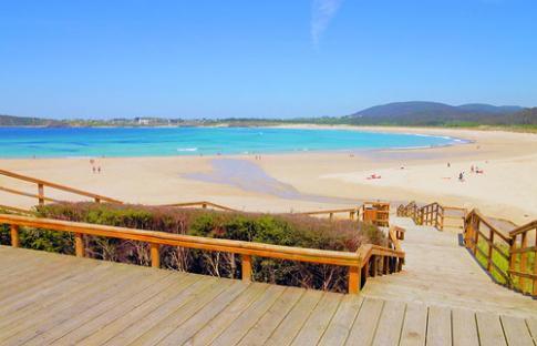 Las Playas con Bandera Azul más visitadas de España