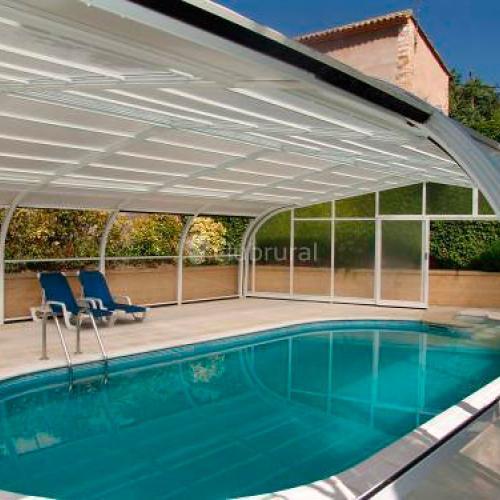casas rurales con piscina cubierta clubrural