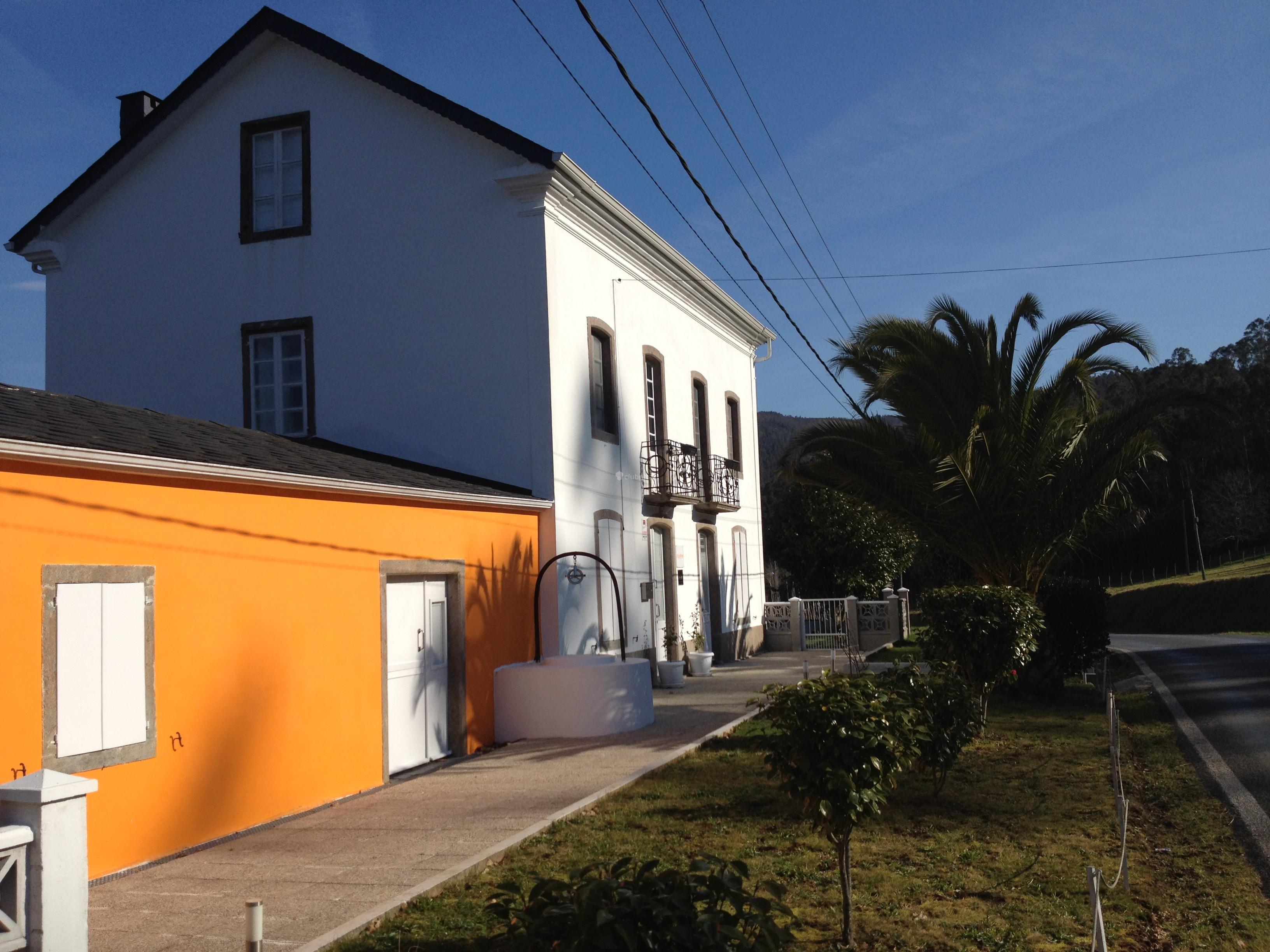 Fotos de aguamiel casa rural a coru a moeche clubrural - Casa de sixto paderne ...