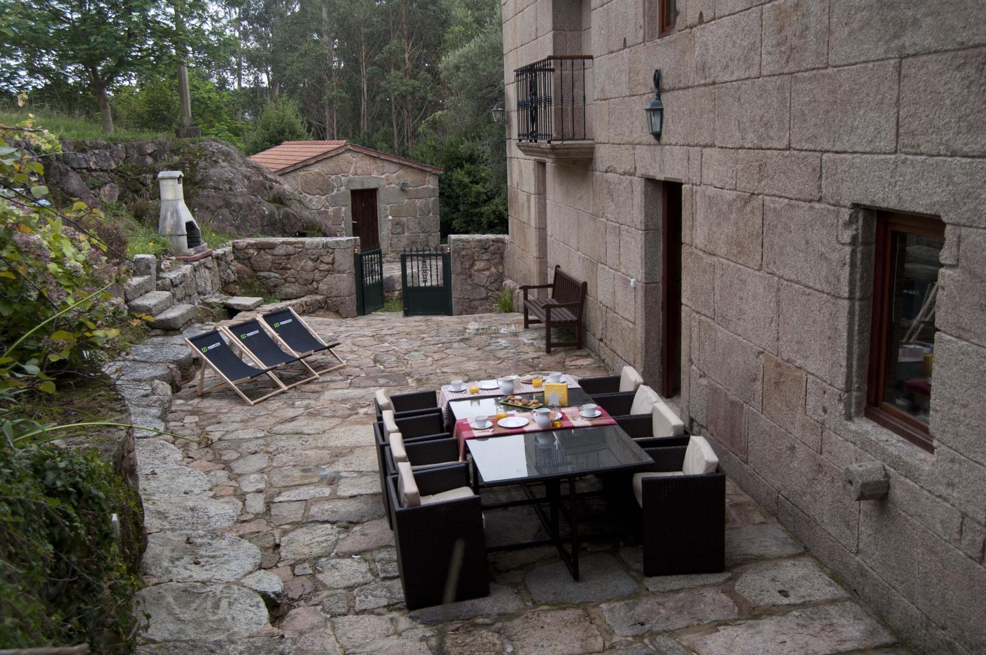 Fotos de casa rural san cibr n a coru a carnota clubrural - Casa rural para 2 ...