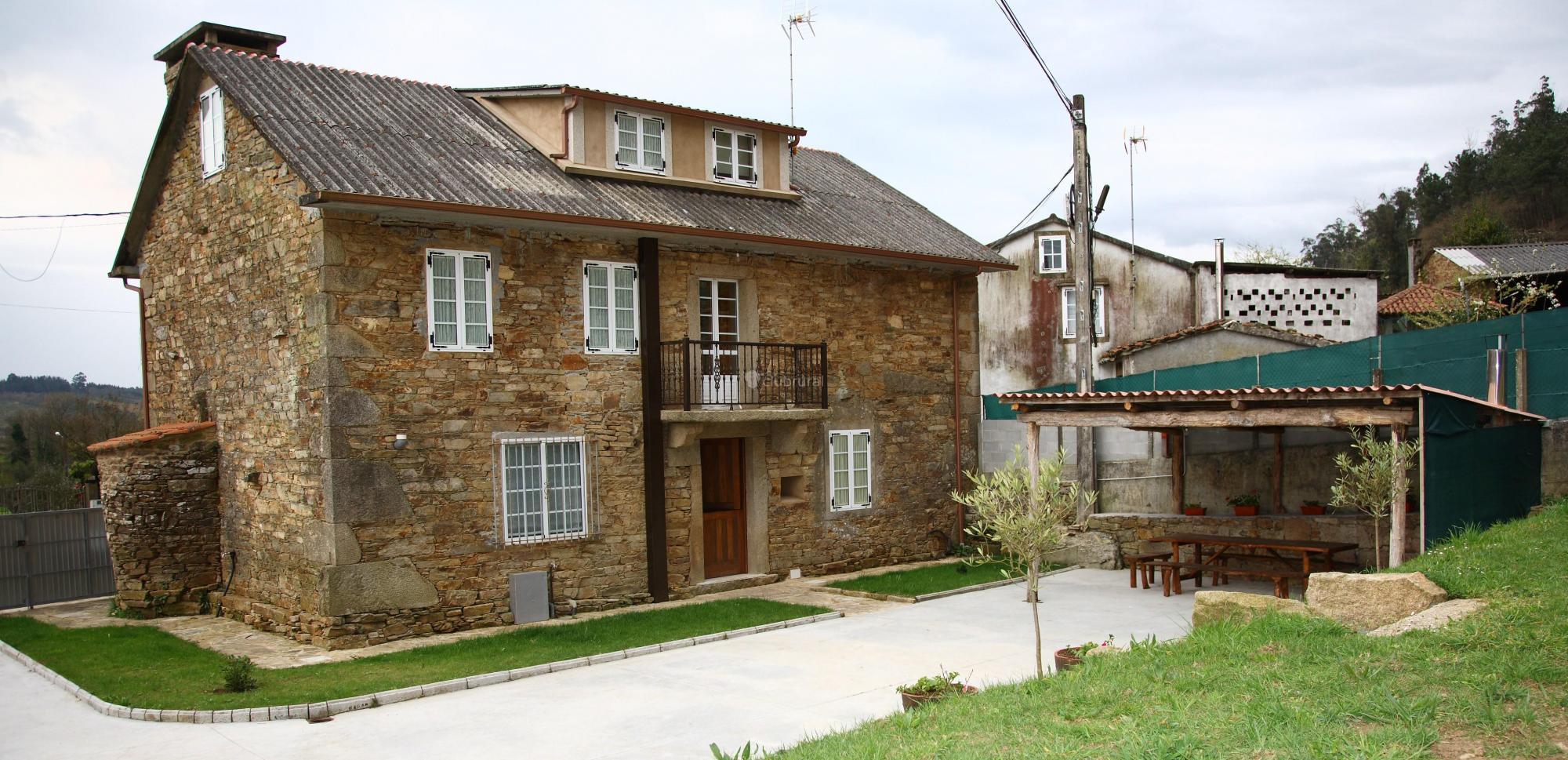 Fotos de a casa da escola a coru a trazo clubrural - Casa a coruna ...