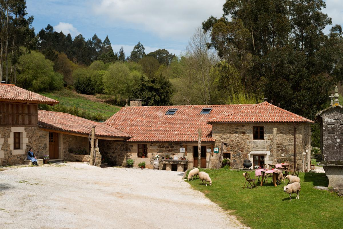 Fotos de a casa da torre branca a coru a santiago de - Casas en a coruna ...