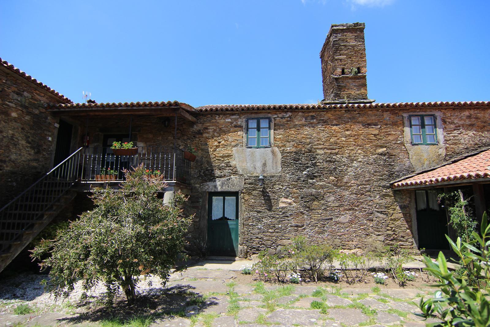 Fotos de casa calvo a coru a o pino clubrural - Casa a coruna ...
