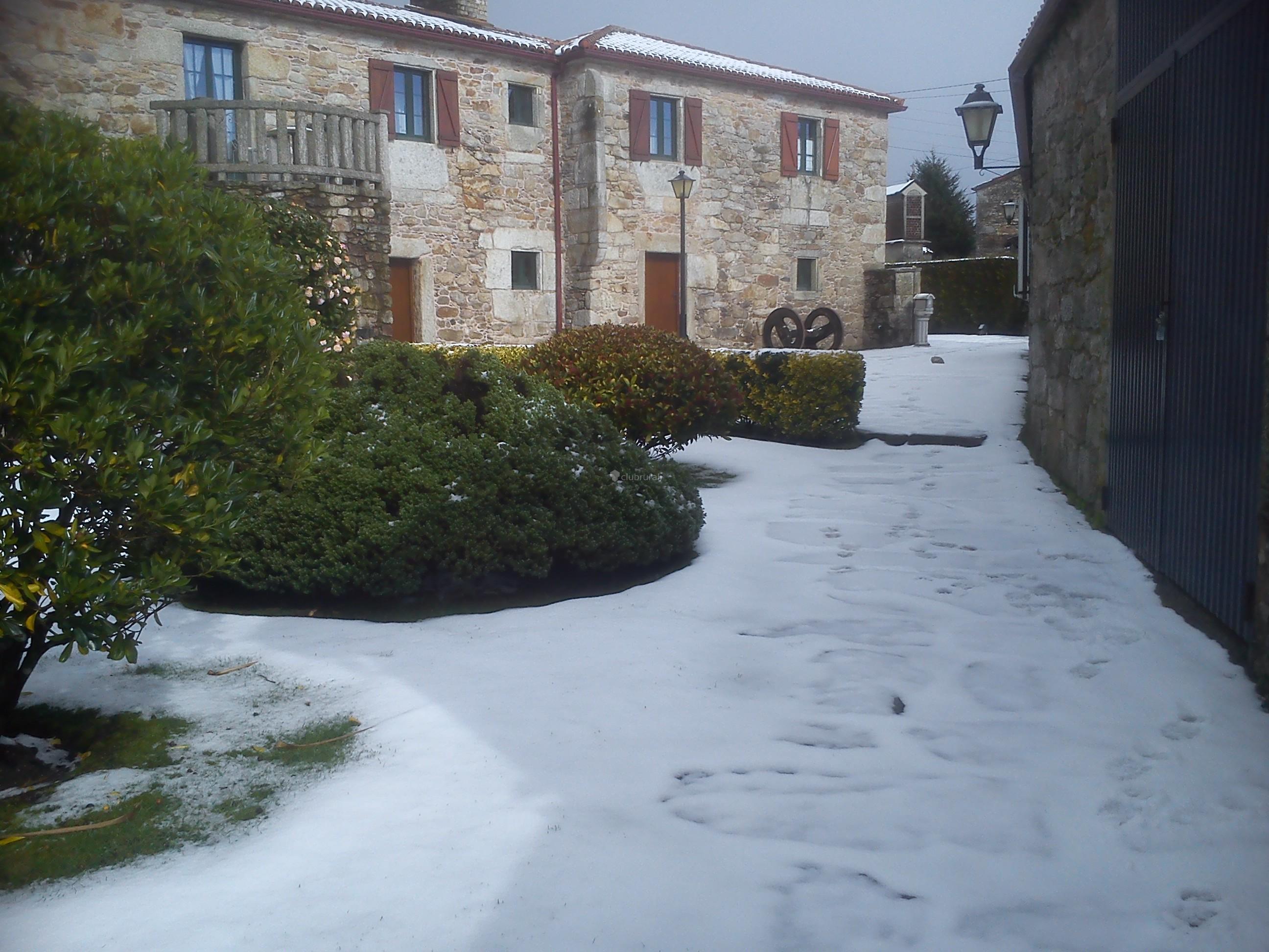 Fotos de casa de barreiro a coru a curtis clubrural - Casa a coruna ...