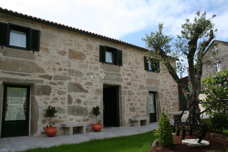 Fotos de casa de bures a coru a rianxo clubrural - Casas en a coruna ...