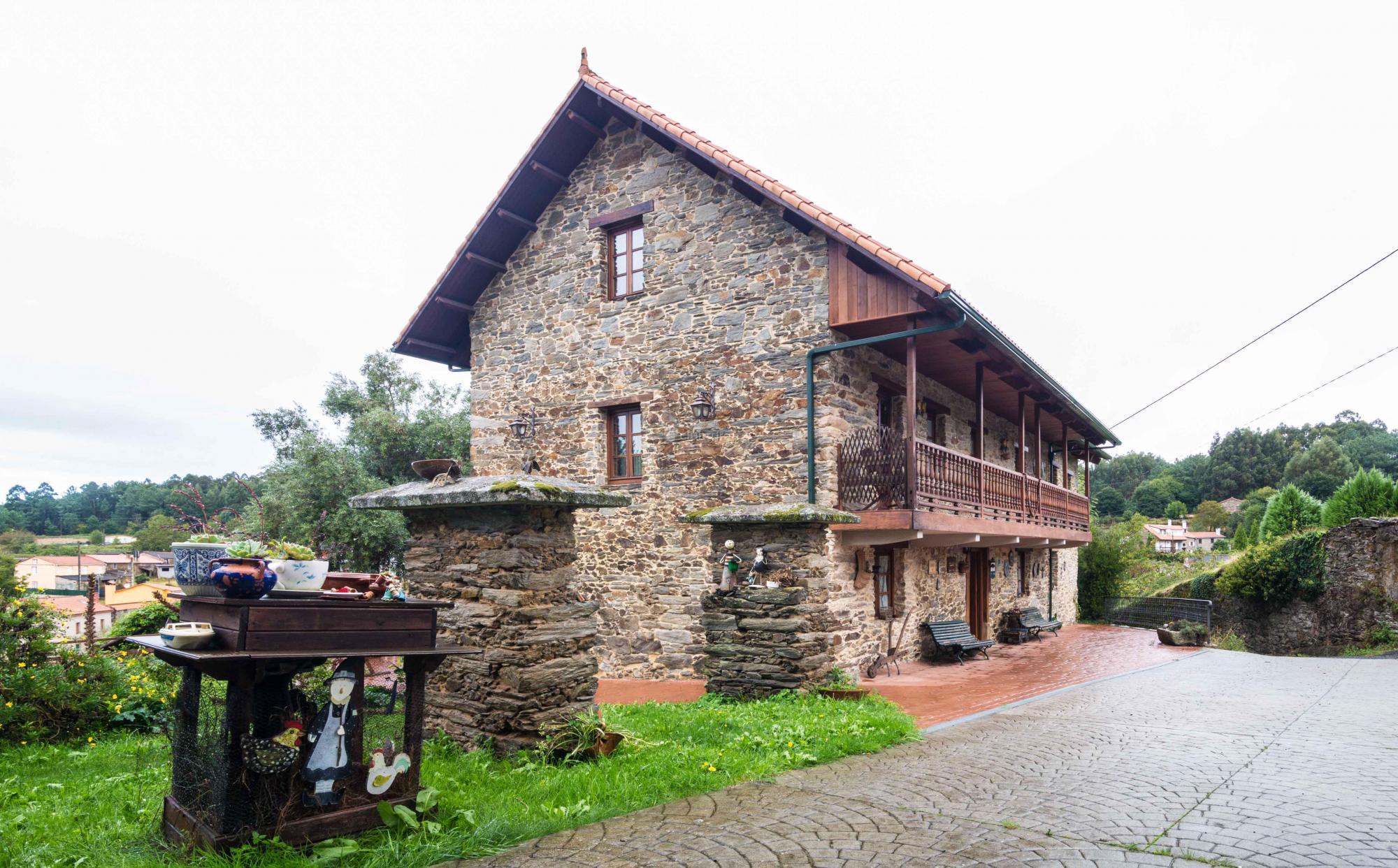 Fotos de casa de sixto a coru a paderne clubrural - Casa a coruna ...