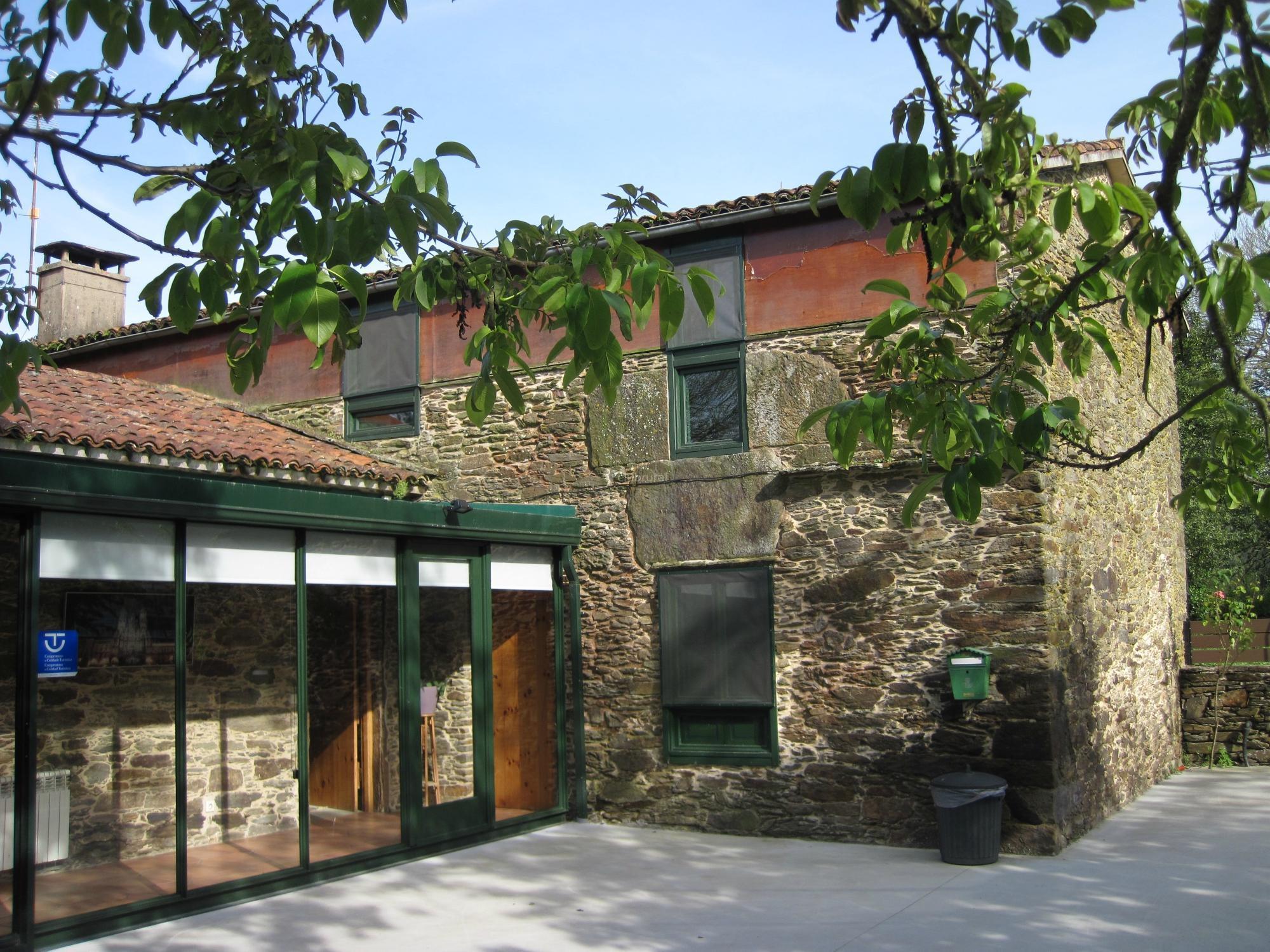 Fotos de casa do acivro a coru a o pino clubrural - Casas en a coruna ...